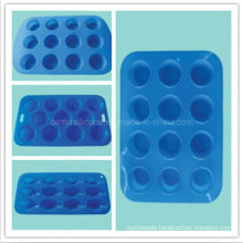Safety Customized Silicon Rubber Cake Make Mold