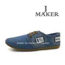 Zapatos de mujer de baja calidad de inyección informal (JM2047-L)