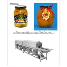 Procesamiento de alimentos enlatados Máquina / lavadora de botellas
