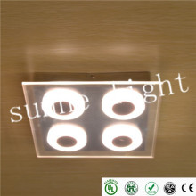 high brightness mirror face led ceiling light 2015 new arrival direct selling