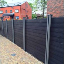 New generation anti-UV composite fence pickets