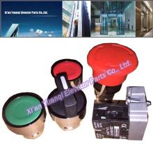 Лифт Лифт Запасные части Инспекционная коробка Лифт Проверка распределительной коробки 4 кнопки