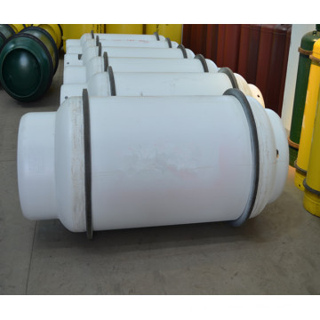 1000L Refillable Steel Welding Liquified Gas Cylinder for CHF2cl