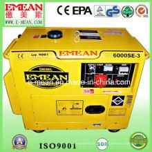 Gerador diesel refrigerar de água do fornecedor de China de quatro cursos para a casa
