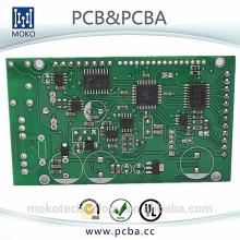 FR4 green solder mask pcba