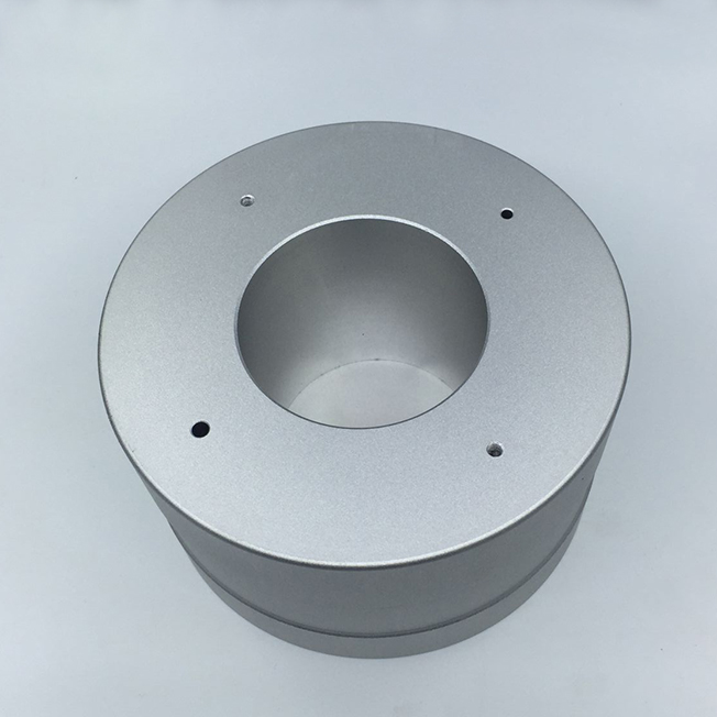 Precision Machining Aluminum Dry Block