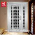 Puerta de acero inoxidable puerta de diseño puerta de entrada principal puerta de entrada de seguridad securiry