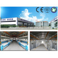 high pressure membrane chamber PP filter press -1250 series