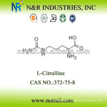 Reliable amino acid supplier L-Citrulline 372-75-8