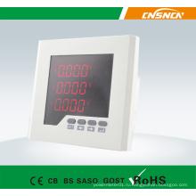 Цифровой интеллектуальный светодиодный индикатор напряжения переменного / постоянного тока