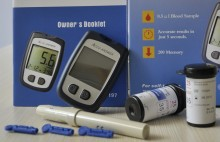 Wk-G03 Blood Glucose Monitor, Blood Sugar Instrument