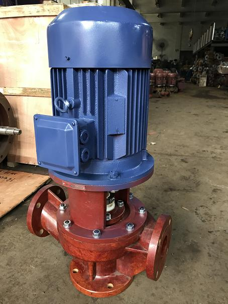 SL type corrosion resistant FRP pipe pump 2