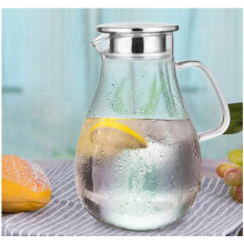 Термостойкий стеклянный кувшин Чай Кофейник Домашний сок Напиток Кувшин для воды Кувшин
