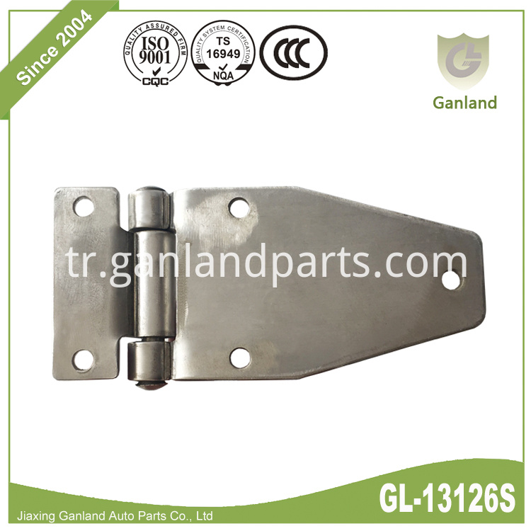 Stainless Steel Narrow Hinge GL-13126S