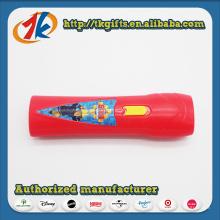 Brinquedo leve forte da tocha plástica do projetor das crianças