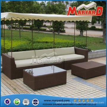 Rattan Garden Sofa Furniture