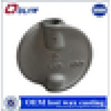 Certificado ISO de moldagem por encomenda de peças de aço usinagem