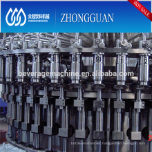 Juice Bottle Washing Filling Capping Monoblock with Small Capacity