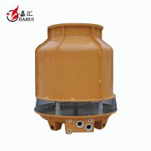 Garrafa torre de resfriamento industrial com fabricante de china ventilador axial
