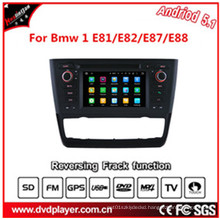 Android 5.1 Car DVD GPS for BMW 1 E81/E82/E87/E88radio Shack GPS Car Tracker (automatic)