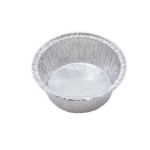 Disposable Aluminum Foil round Lunch Box for baking