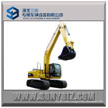 21 Ton Hydraulic Excavator Sw210e with Cummins Engine