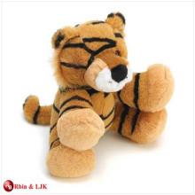 Maßgeschneiderte OEM-Design gefüllte Spielzeug Baby Tiger Plüsch