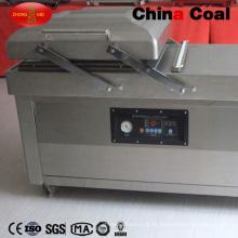 Dz500-2sb Sellador de vacío para alimentos de doble cámara