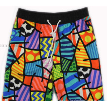 Custom Summer Polyester Men′s Women′s Pants Beach Board Shorts