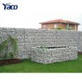 Прямые поставкы фабрики горячий окунутый гальванизированный защитный барьер построить коробку gabion