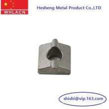 Inversión de piezas de maquinaria de construcción de acero fundido (parte de maquinaria)