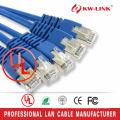 El mejor precio UTP / FTP / SFTP cable de remiendo de RJ45 Cat5e CE ROHS aprobado