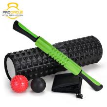 ProCircle Eva Yoga Massage Ball & Stick Foam Roller