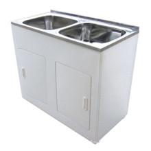 Австралийская стандартная сантехника White Double Bath Tub (1160A)