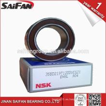 Auto cojinete del compresor del acondicionador de aire DAC35520022 35BD5222DFX7 (101.006) Cojinete NSK 35BD5222DFX7 Tamaño del cojinete 35 * 52 * 22