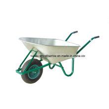 Carrinho de mão de alumínio do quadro de roda do carrinho de mão Wb6412