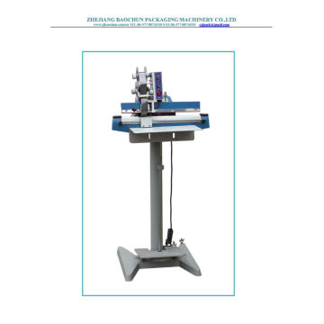 PFS-F600 Direct Pedal bag sealing machinery