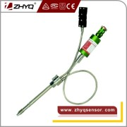 china food grade 4-20ma high temperature melt pressure transmitter