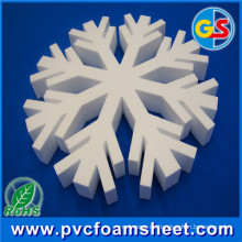 Innendekoration PVC Schaum Blatt Hersteller (6mm-18mm)
