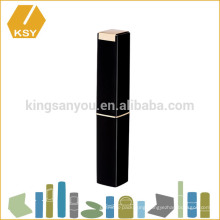 Multiple shape plastic slim empty container tube make your own lipstick