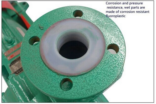 IHF CHEMICAL PUMP