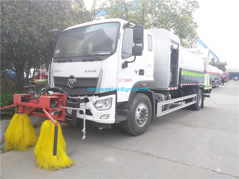Clean Truck 1