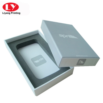 Printed Cellphone Case Box dengan busa