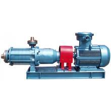 Magnetdrivpumpar som använder en koaxial magnetisk koppling för att sända vridmoment till en pumphjul