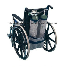 E-Szie Aluminum Oxygen Cylinders for Wheelchairs
