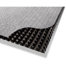 Junta de drenaje Combina telas de filtro de geotextil