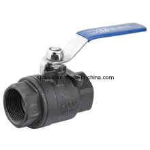 Carbon Steel Threaded Ball Valve