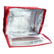 Promotion portable cooler bag, cooler bag for frozen food