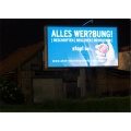 Fixed 281 Billionen Farbe Outdoor Billboard LED-Anzeige
