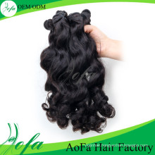 Top Quality Double Drawn Hair Bundles Human Hair Weave Extensions